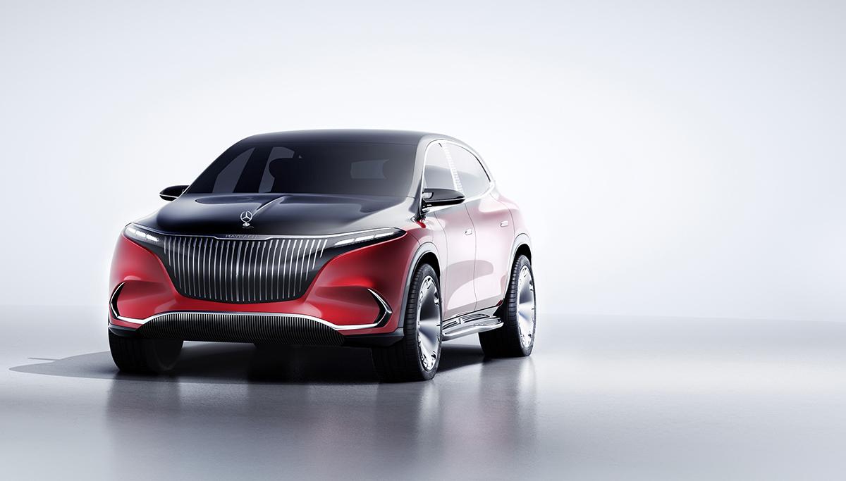 Première van Concept Mercedes-Maybach EQS – vooruitblik op eerste volledig elektrische Maybach