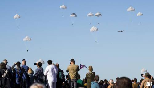 Airborne Luchtlandingen op Ginkelse Heide bij Ede