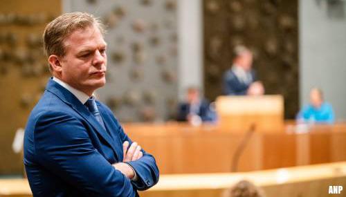 Pieter Omtzigt: ontslag Mona Keijzer door Rutte in strijd met reglement