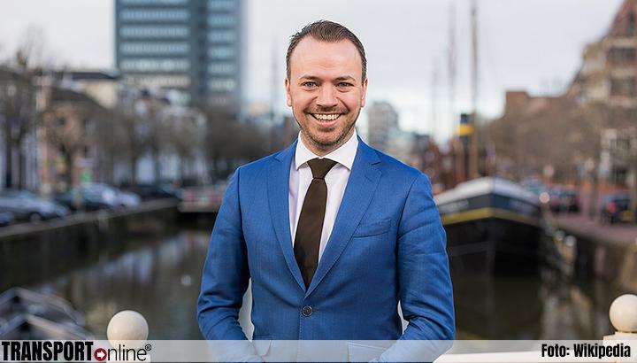 Sander de Rouwe nieuwe burgemeester van Kampen