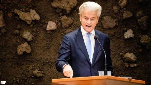 Wilders trekt van leer tegen migratie en 'woke-dictatuur'