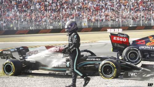 Verstappen en Hamilton moeten zich melden bij stewards