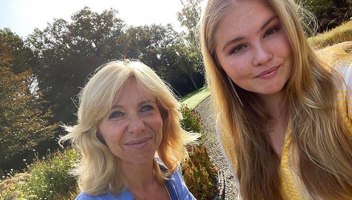 Claudia de Breij schrijft boek voor achttiende verjaardag Prinses Catharina-Amalia