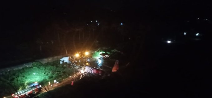 Air India Express-ongeval vermoedelijk door fouten piloot