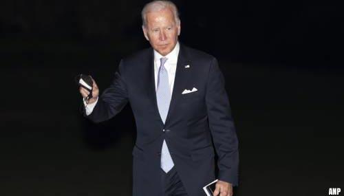Biden: VS zullen Taiwan verdedigen als China aanvalt