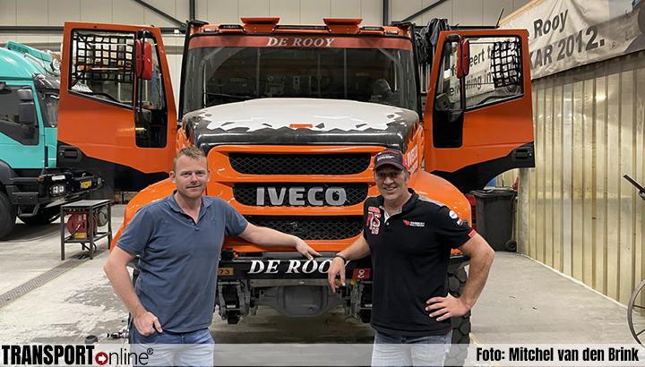 Martin van den Brink naar Mammoet Team De Rooy Iveco