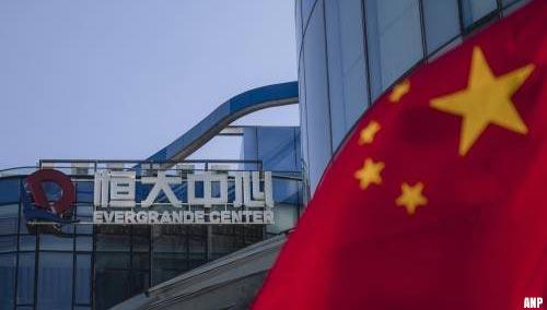 Energietekorten en Evergrande vertragen groei Chinese economie