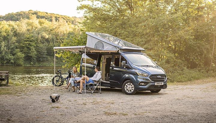 Nugget Campers van Ford nu ook in Nederland verkrijgbaar