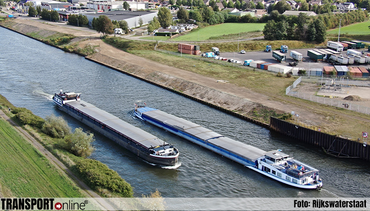 Verruiming Julianakanaal: Haven Stein gereed