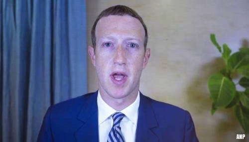 Baas Facebook: niet waar dat bij ons winst boven veiligheid gaat
