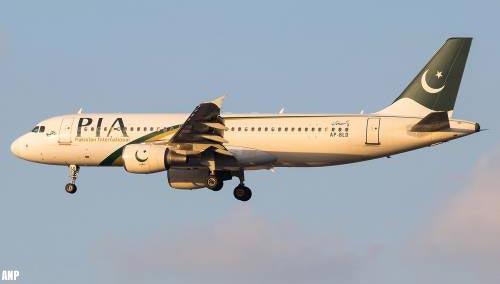 Pakistan International Airlines stopt met vluchten naar Kabul