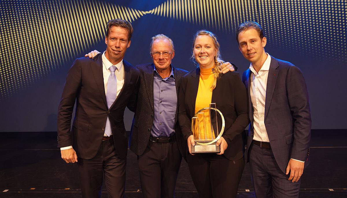 Rensa Family wint prestigieuze 'Family Business Legacy Award'