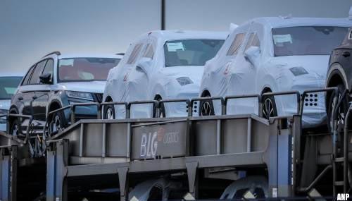 Skoda verlaagt tot eind dit jaar autoproductie om chiptekort