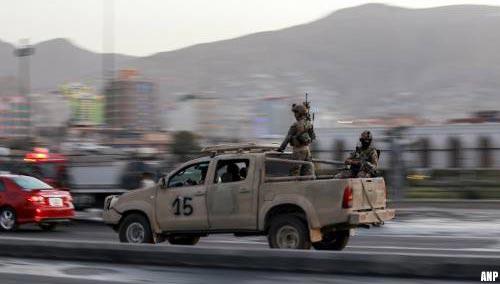 Taliban vallen Islamitische Staat aan in Kabul na aanslag moskee