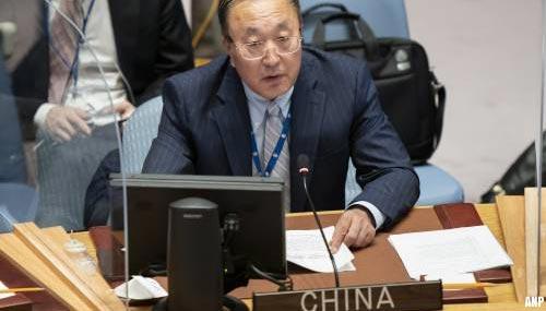 China woest over kritische verklaring Nederland en andere landen
