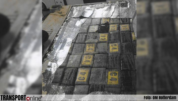 Negen verdachten aangehouden voor invoer cocaïne in container bananen