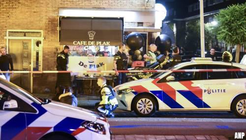 Dode door schietpartij bij café in Utrecht