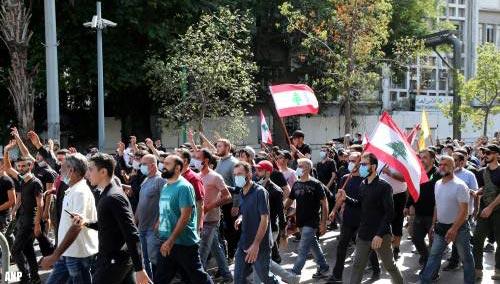 Doden in Beiroet bij protest over onderzoek havenexplosie