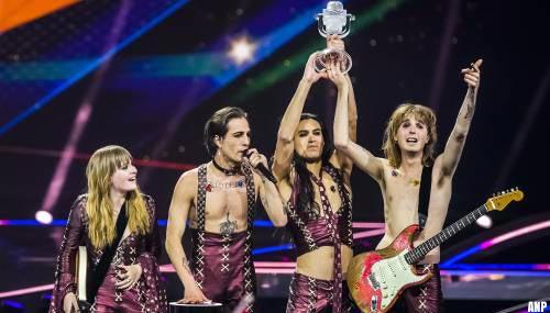 Media: Eurovisie Songfestival vindt volgend jaar plaats in Turijn