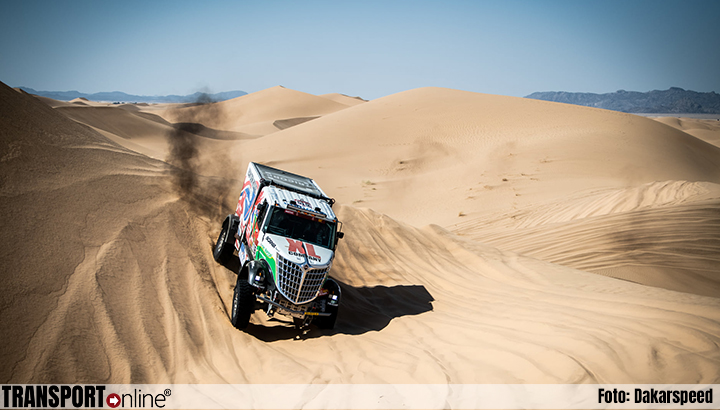 Team Dakar Speed ligt uit de rally na ongeluk