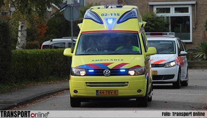 Pakketbezorger in Eindhoven raakt gewond bij conflict