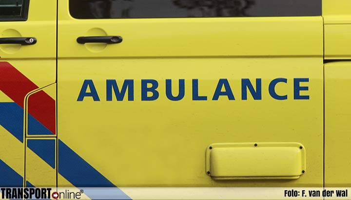 Drie gewonden door explosie in woning in Almere