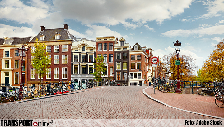 Nieuw beleid vanaf 1 oktober voor zwaar verkeer in Amsterdam