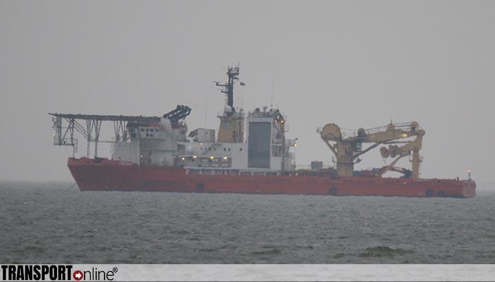 Veel overboord gevallen containers MSC Zoë stuk op de bodem