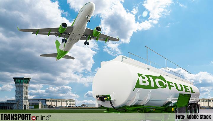 Daling verbruik biobrandstof voor vervoer
