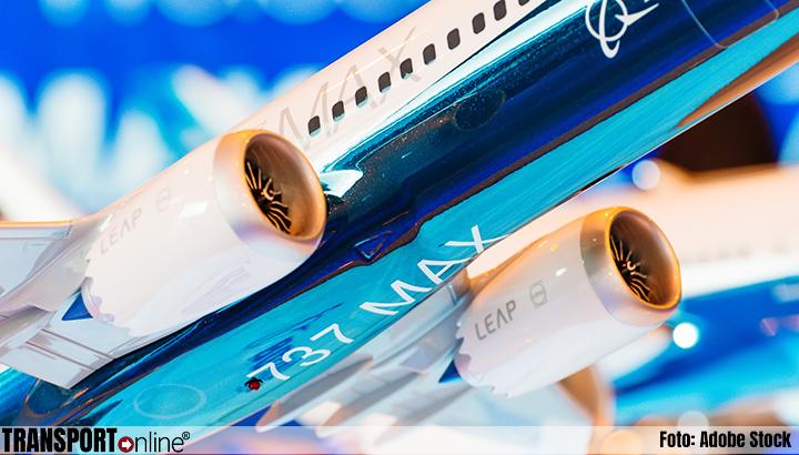 Boeing zet stap voor verhelpen nieuwe mankementen 737 MAX