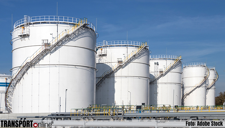 Werknemers tankopslagbedrijf Vesta Vlissingen leggen werk neer