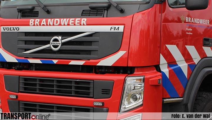 Dode en twee gewonden bij woningbrand in Emmen