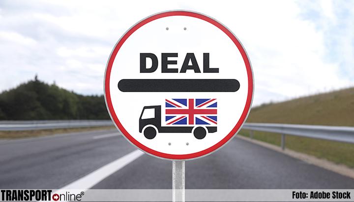Britten stellen nieuwe douaneregels rond brexit uit door corona