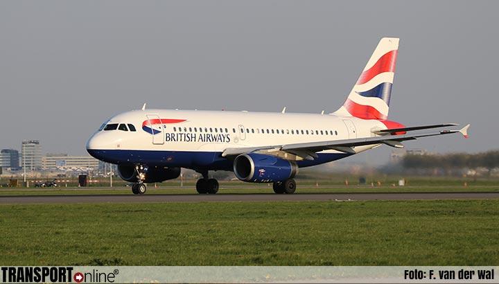 'British Airways stuurt 36.000 medewerkers naar huis'