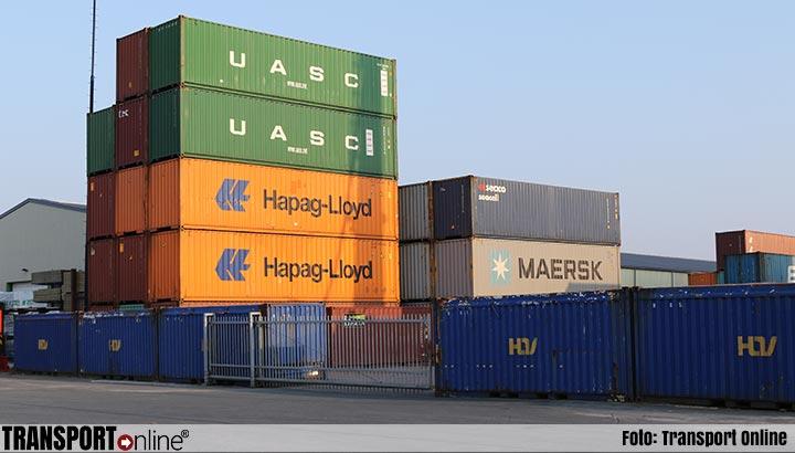 Vlaamse Regering zegt extra containercapaciteit Antwerpse haven toe