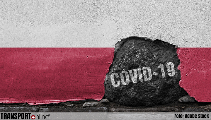 Demonstraties tegen sluiting Poolse grenzen
