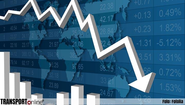 Krimp Duitse economie iets sterker dan eerder gemeld