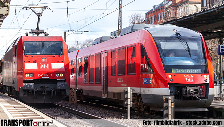 Treinverkeer Duitsland start weer op na vijf dagen van staking