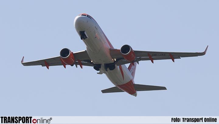 easyJet vliegt vanaf 1 juli weer vanaf Schiphol