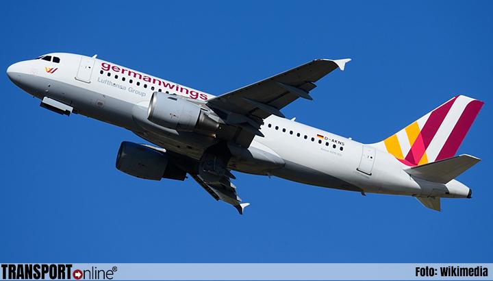 Staking Germanwings raakt Duitse luchthavens