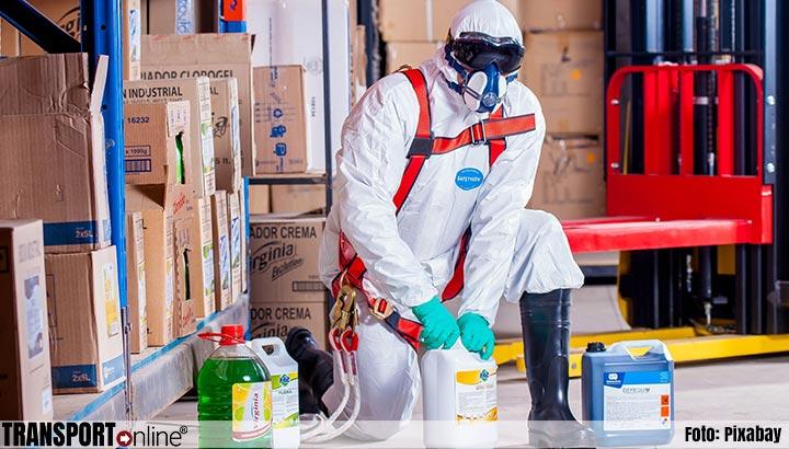 ILT treedt op tegen webshop in chemicaliën vanwege meerdere overtredingen