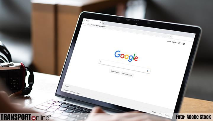 Thuiswerkend personeel Google krijgt mogelijk salarisverlaging