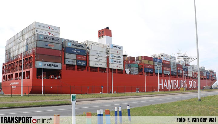 Zeehavens werken samen om emissies van afgemeerde schepen te verminderen