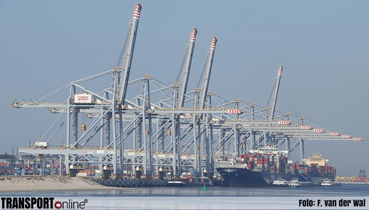 Volledig operationele haven Rotterdam zag overslag opveren in tweede halfjaar [+video]