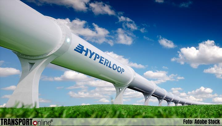 Hyperloop-project krijgt 4,5 miljoen subsidie