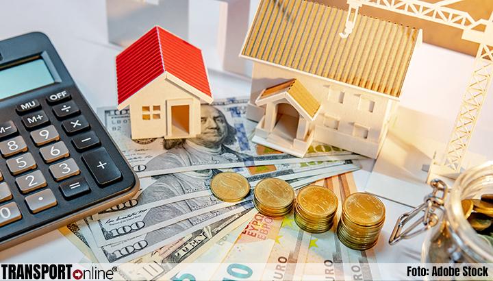 Investeringen groeien met ruim vier procent in juli