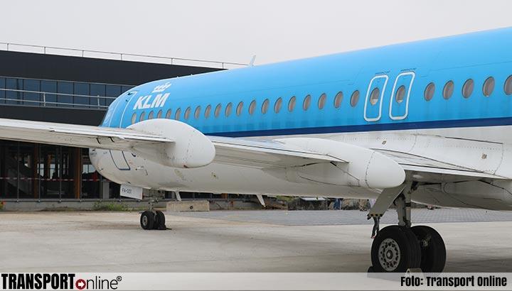 Piloten KLM wilden geen 'blanco cheque' tekenen