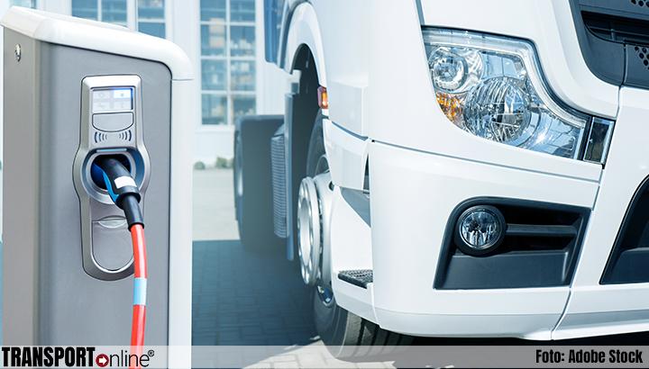 'Infrastructuur oplaadlocaties elektrische trucks niet compleet'