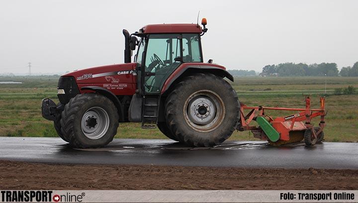 Ook in Friesland demonstratieverbod voor boeren met trekkers