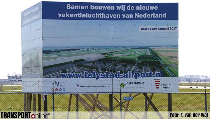 'Aangevraagde natuurvergunning Lelystad Airport deugt niet'